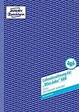 Avery Zweckform 506 Lohn-/Gehaltsabrechnung