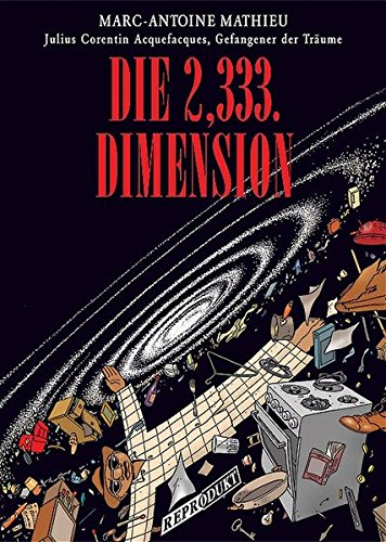 Julius Corentin Acquefaques, Gefangener der Träume: Die 2,333. Dimension