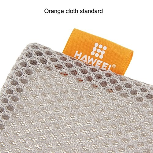 Wkae Case & Cover haweel sac sac en nylon pour iphone 6 et rester épinière téléphone mobile / 5,5 cm, taille: 18.5cm x 9cm ( Color : Grey ) Grey