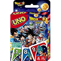 Uno Dragon Ball Super [Instrucciones en Japonés] Juego de Cartas