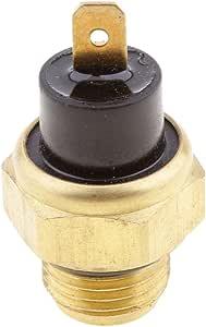Sharplace Universell Motorrad Temperatursensor Für Lüfter M16 Kühlmitteltemperatur Sensor Fahrräder Zubehör Auto