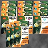 D&C ink cartridges 12er-Set XL-Patronen kompatibel Brother MFC-5890CN