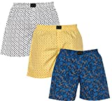 #5: True United Printed Boxers For Men Pack Of 3
