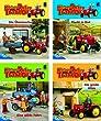 Kleiner Roter Traktor Nr. 9 - 12