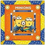 #7: Minions Kids Carrom Board (20x20 inch)