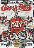 Classic Bike Magazine June 2015 Passport to Italy Moto Morini Tourismo