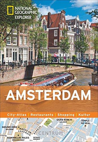 Preisvergleich Produktbild National Geographic Explorer Amsterdam