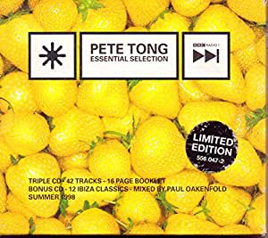 Pete Tong: Essential Selection, Summer 1998