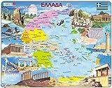Larsen K54Griechenland–Politische Karte Puzzle