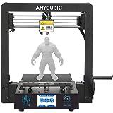 ANYCUBIC S Pro 3D Drucker Kit mit größerer Druckgröße Ultrabase Wärmebett und 3,5 Zoll TFT Touchscreen PLA ABS 1.75mm Filament (ANYCUBIC S Pro)
