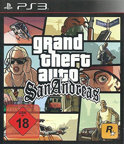 Grand Theft Auto: San Andreas - [PlayStation 3] (Cheats Für W)