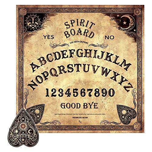 Ouija Brett Spirit Board 36cm verschiedene Varianten (Ouija Brett/Spirit Board) (Ouija-brett)