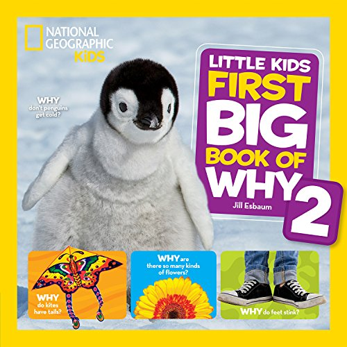 National Geographic Little Kids First Big Book of Why 2 (National Geographic Little Kids First Big Books) (English Edition)