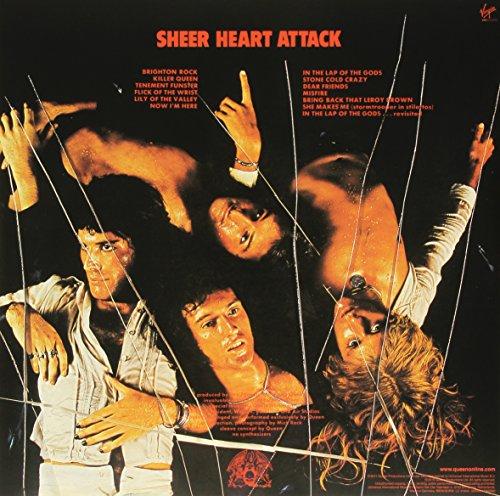 Sheer Heart Attack (Limited Edition) [Vinyl LP] - 2
