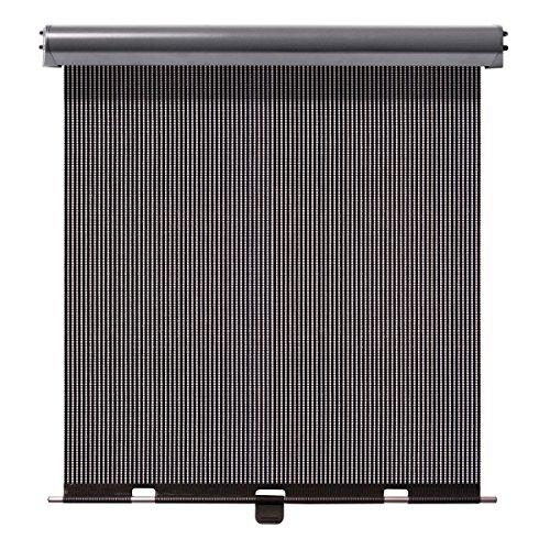 ITZALA Hitzeschutz-Markise für VELUX Dachfenster, S06, S08, SK01, SK06, SK08, 606, 4, Schwarz