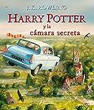 HARRY POTTER Y LA CAMARA SECRETA (Ilustrado) (Tapa dura)