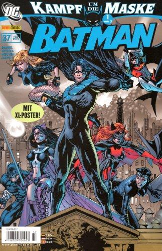 DC Comics Batman # 37 - Kampf um die Maske Teil 1 von 3