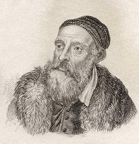 Ken-Welsh-Design-Pics–Tiziano-Vecelli-Or-Tiziano-Vecellio-C-14881490-To-1576-Aka-Titian-Italian-Painter-From-Crabbs-Historical-Dictionary-Published-1825-Photo-Print-7112-x-7620-cm