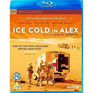 Ice Cold In Alex 60th Anniversary Edition [Blu-ray] [2017]