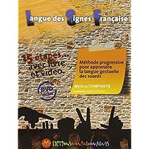La lsf en 15 etapes (livre + DVD)