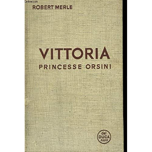 VITTORIA, PRINCESSE ORSINI