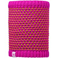 Buff Kinder Junior Knitted und Polar Neckwarmer