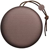 B&O PLAY by Bang & Olufsen BeoPlay A1 Bluetooth Lautsprecher (Wetterfest) deep red