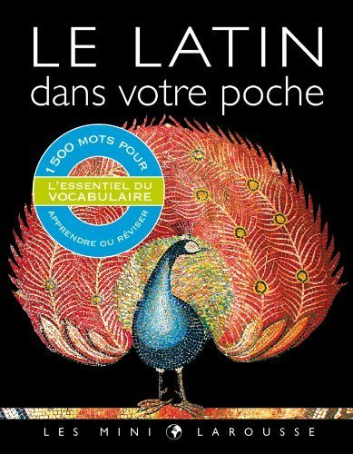 Le Latin Dans Votre Poche [Pdf/ePub] eBook
