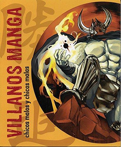 Manga pockets : manga villains : bad guys and bad girls (Manga (loft)) -