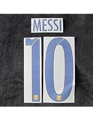 Original 2015–2016Barcelona FC Leo Messi Flock para Nike Away Camiseta nuevo