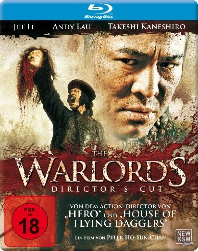 Bild von The Warlords - Director's Cut (Iron Edition) [Blu-ray]