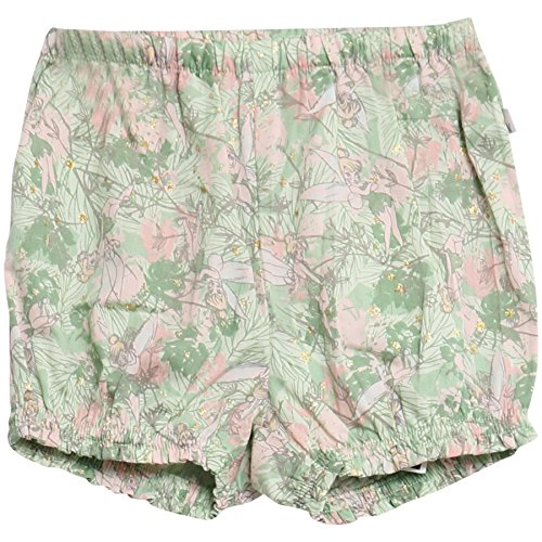 Wheat Baby-Mädchen Shorts Nappy Pants Tinker Bell Grün (Pistachio 4246), 74 (Herstellergröße: 9m)