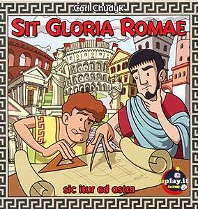 Uplay Sit Gloria Romae - Juego de Mesa (Contenido en Italiano)