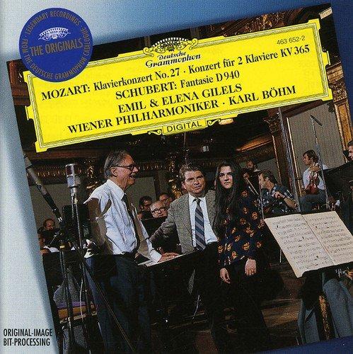 Mozart : Concerto pour piano n° 27 - Concerto pour deux pianos