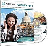 AudioNovo Italienisch I ? II: Schnell und einfach Italienisch lernen mit dem Audio-Sprachkurs f�r Anf�nger und fortgeschrittene Anf�nger (2 CDs � 720min MP3-Audio, Sprachkurs Italienisch) Bild