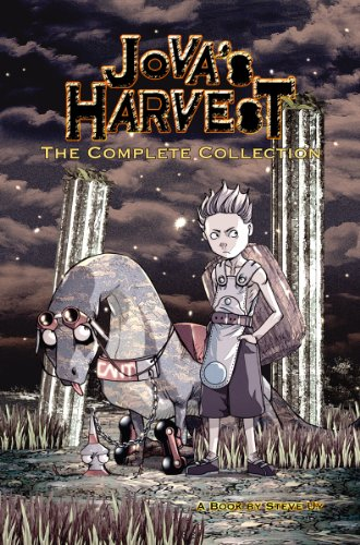 Jova's Harvest Complete Collection Graphic Novel (English Edition)