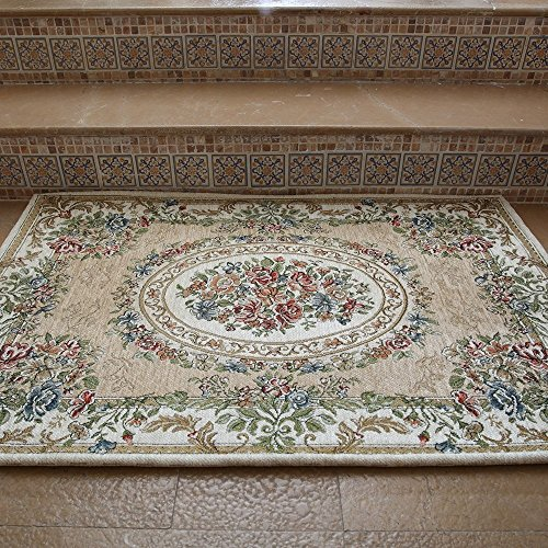 Felpudos Elegantes suave y cómodo / elegante Inicio felpudo alfombra