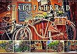 Stadtfahrrad (Wandkalender 2018 DIN A3 quer): Überall gegenwärtig und es werden immer mehr, Fahrräder in den Städten. (Monatskalender, 14 Seiten ) ... [Kalender] [Apr 08, 2017] Roder, Peter