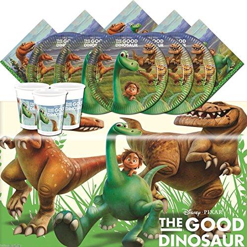 Preisvergleich Produktbild Partyset für 16 Kinder Arlo & Spot - Der Gute Dinosaurier