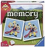 Feuerwehrmann Sam–Memory XL, Brettspiel (Ravensburger 21313)