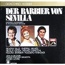 Rossini: Der Barbier von Sevilla (Grosser Querschnitt in italienischer Sprache) [Vinyl LP] [Schallplatte]