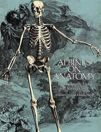 Albinus on Anatomy (Dover Anatomy for Artists)