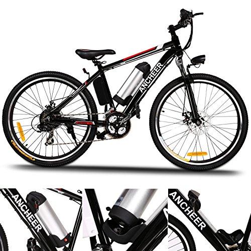 Ancheer Elektrofahrrad 26 Zoll Mountainbike - 5