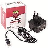 Raspberry Pi - offizielles Netzteil für Raspberry Pi 4 Model B, USB-C, 5.1V, 3A