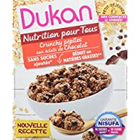 Dukan Pépites de Son d'Avoine aux Pépites de Chocolat 350 g