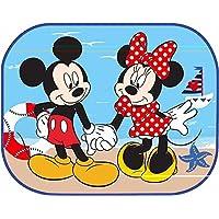 Parasoles Laterales Disney Minnie y Mickey, 44 x 35 cm, 2 Unidades