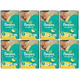 "Pampers New Born ""1 Taille 2-5 kg 344 couches ( 8 x 43 couches )"