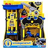 Fisher Price DC Super Friends Batman Imaginext Gotham City Tower Playset by DC Comics
