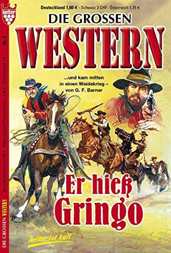 Die großen Western 2: Er hieß Gringo