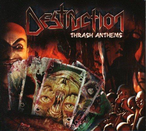 Destruction: Thrash Anthems (Ltd.ed.) (Audio CD)